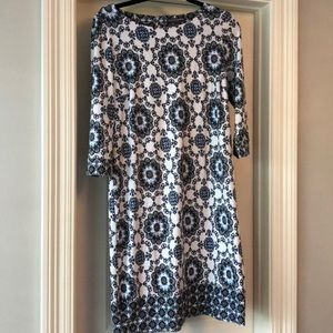 A Pea in the Pod maternity dress